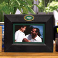 "New York Jets NFL 8"" x 10"" Black Horizontal Picture Frame"