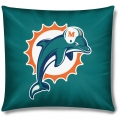 "Miami Dolphins NFL 18"" Toss Pillow"