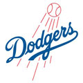 Los Angeles Dodgers Logo Fathead MLB Wall Graphic