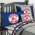 Boston Red Sox Queen Size Sheets Set