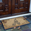 Atlanta Braves MLB Rectangular Outdoor Door Mat