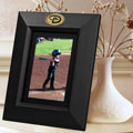 "Arizona Diamondbacks MLB 10"" x 8"" Black Vertical Picture Frame"