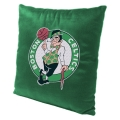 "Boston Celtics   NBA 16"" Embroidered Plush Pillow with Applique"