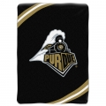 "Purdue Boilermakers College ""Force"" 60"" x 80"" Super Plush Throw"