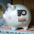 Philadelphia Flyers NHL Ceramic Piggy Bank