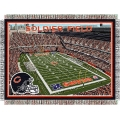 "Chicago Bears Stadium NFL ""Stadium"" 48"" x 60"" Tapestry Throw"