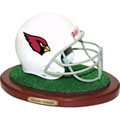 Arizona Cardinals NFL Football Helmet Figurine