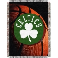 "Boston Celtics   NBA ""Photo Real"" 48"" x 60"" Tapestry Throw"