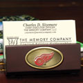 Detroit Redwings NHL Business Card Holder