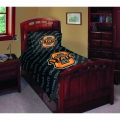 "Oklahoma State Cowboys NCAA College Twin Comforter Set 63"" x 86"""