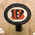 Cincinnati Bengals NFL Art Glass Nightlight