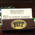 Pittsburgh Panthers NCAA College Business Card Holder
