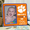 Clemson Tigers NCAA College Ceramic Picture Frame