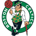 Boston Celtics Resized Logo Fathead NBA Wall Graphic
