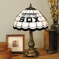 Chicago White Sox MLB Stained Glass Tiffany Table Lamp