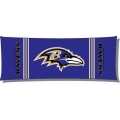 "Baltimore Ravens NFL 19"" x 54"" Body Pillow"