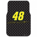 Jimmie Johnson #48 NASCAR Car Floor Mat