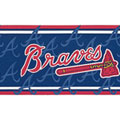 Atlanta Braves MLB Wall Border