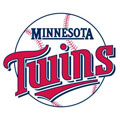 Minnesota Twins Logo Fathead MLB Wall Graphic