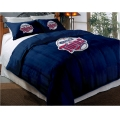 "Minnesota Twins MLB Twin Chenille Embroidered Comforter Set with 2 Shams 64"" x 86"""