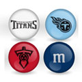 Tennessee Titans Custom Printed NFL M&M's With Team Logo