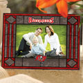 "Tampa Bay Buccaneers NFL 6.5"" x 9"" Horizontal Art-Glass Frame"
