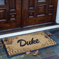 Duke Blue Devils NCAA College Rectangular Outdoor Door Mat