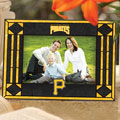 "Pittsburgh Pirates MLB 6.5"" x 9"" Horizontal Art-Glass Frame"
