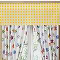 Olive Kids Flowerland Window Drape