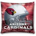 "Arizona Cardinals NFL 18"" Photo-Real Pillow"