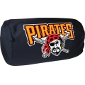"Pittsburgh Pirates MLB 14"" x 8"" Beaded Spandex Bolster Pillow"