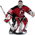 Martin Brodeur Fathead NHL Wall Graphic