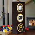Pittsburgh Pirates MLB Stop Light Table Lamp