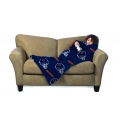 Chicago Bears NFL Juvenile Fleece Comfy Throw