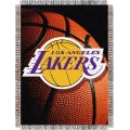 "Los Angeles Lakers NBA ""Photo Real"" 48"" x 60"" Tapestry Throw"
