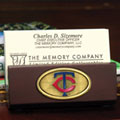 Minnesota Twins MLB Business Card Holder