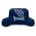 "Tennessee Titans NFL 20"" x 12"" Bed Rest"