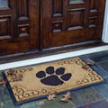 Clemson Tigers NCAA College Rectangular Outdoor Door Mat