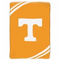 "Tennessee Volunteers College ""Force"" 60"" x 80"" Super Plush Throw"