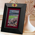 "Indiana Hoosiers NCAA College 10"" x 8"" Black Vertical Picture Frame"