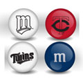 Minnesota Twins Custom Printed MLB M&M's With Team Logo