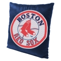 "Boston Red Sox MLB 16"" Embroidered Plush Pillow with Applique"