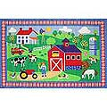 "Country Farm Rug (39"" x 58"")"