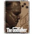 "The Godfather The Beginning 48"" x 60"" Metallic Tapestry Throw"