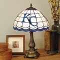 Kansas City Royals MLB Stained Glass Tiffany Table Lamp