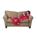 Cincinnati Reds MLB Juvenile Fleece Comfy Throw