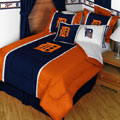 Detroit Tigers MLB Microsuede Comforter