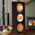 Illinois Illini NCAA College Stop Light Table Lamp