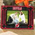 "New Jersey Devils NHL 6.5"" x 9"" Horizontal Art-Glass Frame"