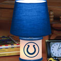 Indianapolis Colts NFL Accent Table Lamp
